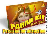 Parad kit for attraction