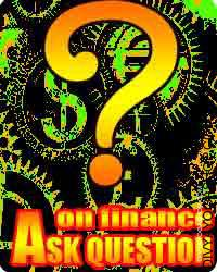 Ask Question on Finance