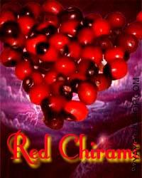 Red Chirami beed