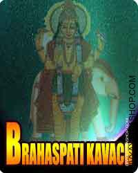 Brihaspati Kavach for Luck