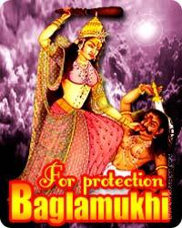 Baglamukhi sadhna for protection