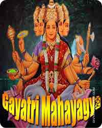Gayatri Yagya for obstacles free life