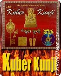 Kuber Kunji for wealth