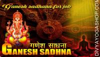 Ganesha sadhana to find better job