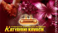 Katyayani kavach for marriage