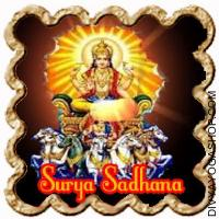 Sun Sadhana for fame, health and Happiness