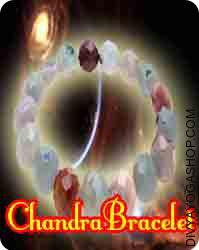 Chandra (moon) brecelet