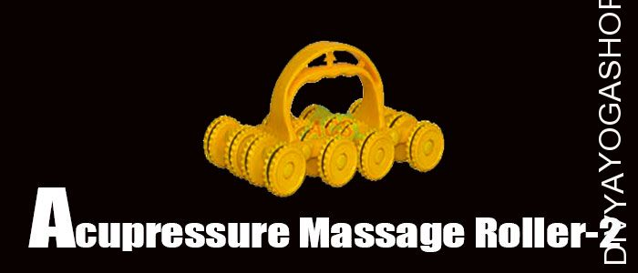 Acupressure massage roller-2