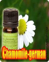 Chamomile German (Matricaria Chammomila) oil