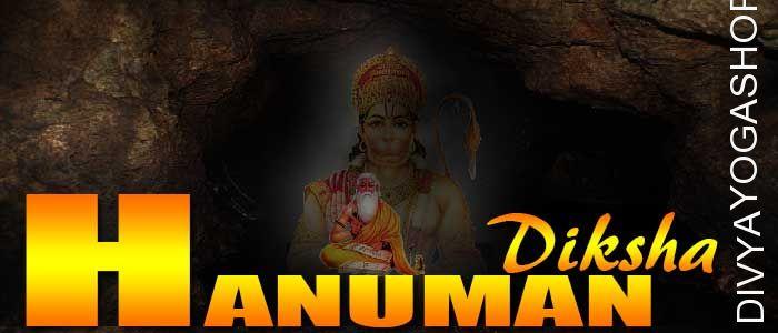 Hanuman diksha