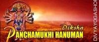 Panchamukhi hanuman diksha for enemy protection