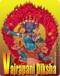 Vajrapani diksha for protection
