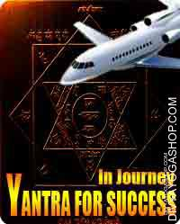Yantra for success in travel