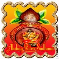 Akshay Paatra Sadhana for prosperity in life