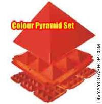 Colour Pyramid Set