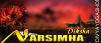 Narsimha diksha for protection