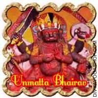 Unmatta Bhairav Sadhana for poor health and childless