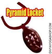 Pyramid Locket