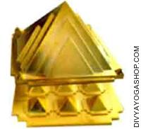Navgrah Golden pyramid
