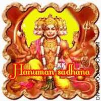 Hanuman Sadhana for manifestation
